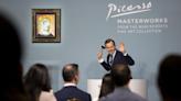 蘇富比拍賣畢卡索作品成交價破28億 戴紅橙帽的情人兼謬思超吸金   台灣英文新聞   2021-10-25 16:06:00