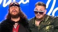 Unique acts throw 'American Idol' judges for a loop: 'You can't judge a book by its cover'