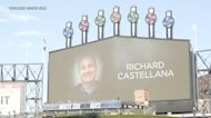 White Sox tribute to Gary security officer killed during bank robbery