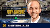 Tony Simeone Takes Over Notre Dame Men's Basketball Play-By-Play