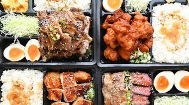 超狂肉肉便當在這裡,肉多到便當盒蓋不起來!自取外帶再享優惠~