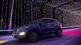 The Magic of Lights drive-thru experience is coming to Anaheim's Angel Stadium
