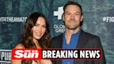 Megan Fox & Brian Austin Green agree to joint legal & physical custody of 3 sons