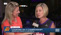 'You only live once': Valley teacher enjoying Suns history at the NBA Finals