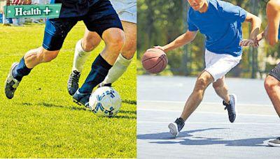 Health Plus │ 打波踢波易傷膝 運動貼布保護菠蘿蓋 - 晴報 - 健康 - 筋骨痛症