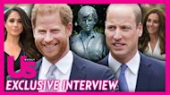 Prince Harry Returns to U.S. After Reuniting With Prince William