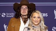 Gabby Barrett & Cade Foehner Make First Appearance Since Welcoming Baby At 2021 ACM Awards