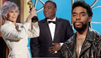 Golden Globes 2021: Tracy Morgan's Flub, Technical Difficulties, Jane Fonda and More Can't-Miss Moments!