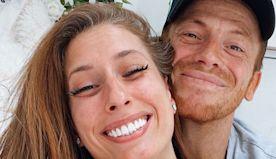 Stacey Solomon and Joe Swash head on seaside mini-break after a week apart