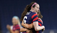 U.S. women's soccer team turns on switch against New Zealand, must keep it on