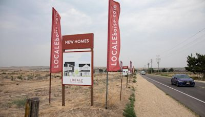 Is Southwest Boise the city's housing solution? More than 6,000 homes could be coming