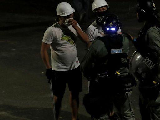 香港示威浪潮:元朗「721」事件白衣襲擊者被判囚3.5至7年