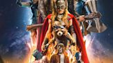 Thor: Love and Thunder Fan-Made Poster Imagines the Guardians of the Galaxy's Return