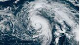 Hurricane Epsilon Continues North, Brushing Bermuda