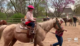 Horses 4 Hope, Inc. providing therapy for those with health disparities during the pandemic