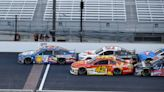 NASCAR at Indianapolis live updates: Kevin Harvick wins Brickyard in overtime