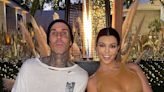 Kourtney Kardashian and Travis Barker Step Out for Stylish Date Night in NYC with Kendall Jenner - E! Online