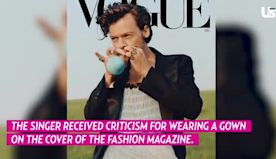 Harry Styles' Clapback at Candace Owens Over His 'Vogue' Cover Is Too Good
