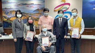 感謝捐贈復康巴士 陳其邁市政會議表揚