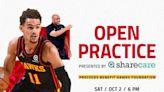 Atlanta Hawks to host open practice on Oct. 2