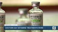 Ketamine therapy is becoming a popular treatment for depression