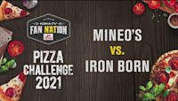 Pizza Challenge 2021: Mineo's Vs. Iron Born