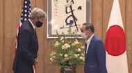 John Kerry visits Japan to discuss cutting emissions
