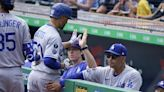 Mookie Betts impresses with his bat and glove in Dodgers' win over Pirates
