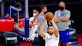 Ben Simmons returns to practice but 76ers don't know if he'll play in opener