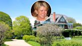 Martha Stewart's Hamptons House Sold for Much More Than Anyone Thought