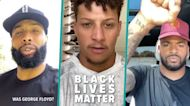 Patrick Mahomes, Odell Beckham Jr. & More NFL Stars Ask 'What If I Was George Floyd' In Powerful Video