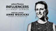 Influencers with Andy Serwer: Anne Wojcicki