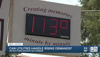 Can Valley utility companies handle rising demands as temps rise?