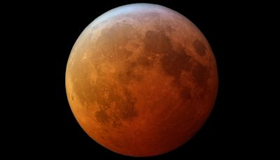 The Super Blood Flower Moon will shine in the night sky this spring