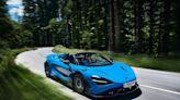 麥記敞篷新霸主 McLaren 765LT Spider