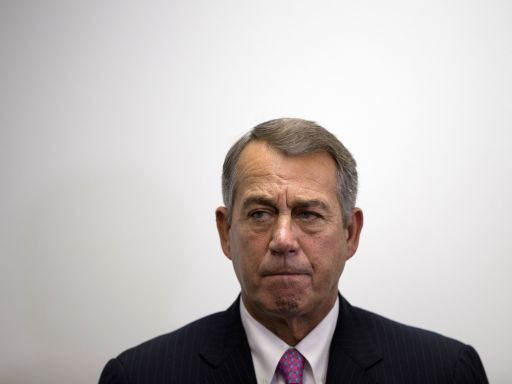 Ex-House Speaker John Boehner calls NBC's Chuck Todd a 's--t' in TV interview