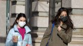 Katie Holmes Masters Off-Duty Mom Style in a Military-Inspired Look With Suri Cruise in NYC