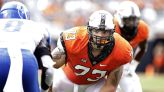 Packers meet virtually with Oklahoma State OT Teven Jenkins