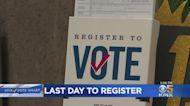 California Residents Rush On to Register Last Day of Voter Registration
