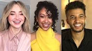 Liza Koshy, Sabrina Carpenter, Jordan Fisher Talk 'Work It' Movie & Returning to Broadway | THR Interview