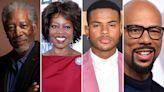 Morgan Freeman, Alfre Woodard, Trevor Jackson, Common & More Set For Revelations' 'Hate To See You Go'