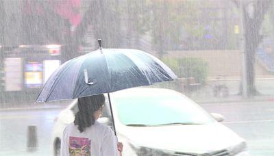 午後熱對流旺盛 4縣市發布「大雷雨訊息」