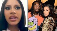 Cardi B Says She Filed For Divorce to Teach Offset a Lesson