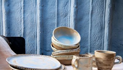 Ceramics studio offers hope for formerly incarcerated people — while setting local tables