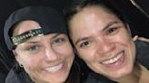 Nina Nunes announces she and Amanda Nunes have tested negative for COVID-19