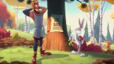 SPACE JAM 2 Trailer Shows a Highly Chaotic Cartoon World