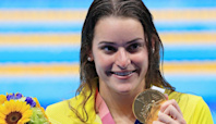 Gold-Medal Swimmer Drops Accidental F-Bomb On Live TV, Then Almost Makes It Worse