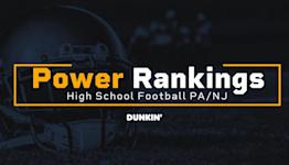 South Jersey high school football rankings after Week 9