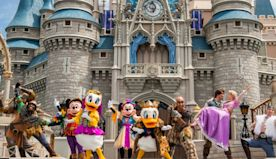 10 Live-Action Movies With Attractions At Disney World
