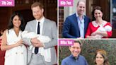 As Beatrice gives birth, here's what the royal babies weighed when born